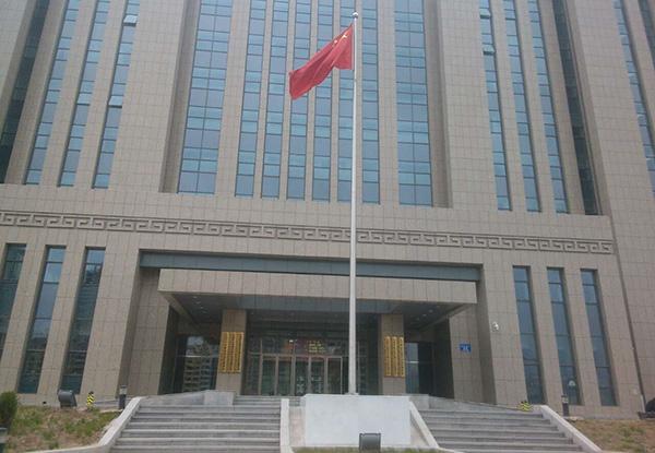 内蒙古民主党派办公大楼停车场管理系统工程