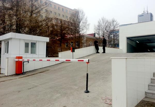 蒙古银行停车场管理系