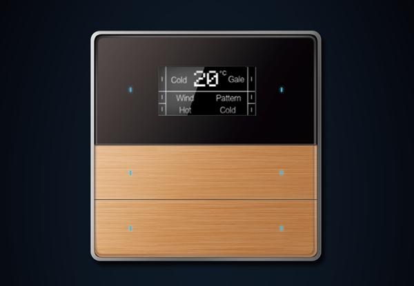 三位六键OLED显示-竹(竹与木)